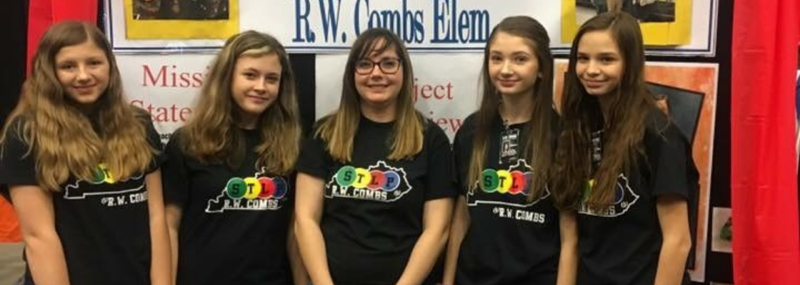 R.W. Combs STLP Regional Champs 2019
