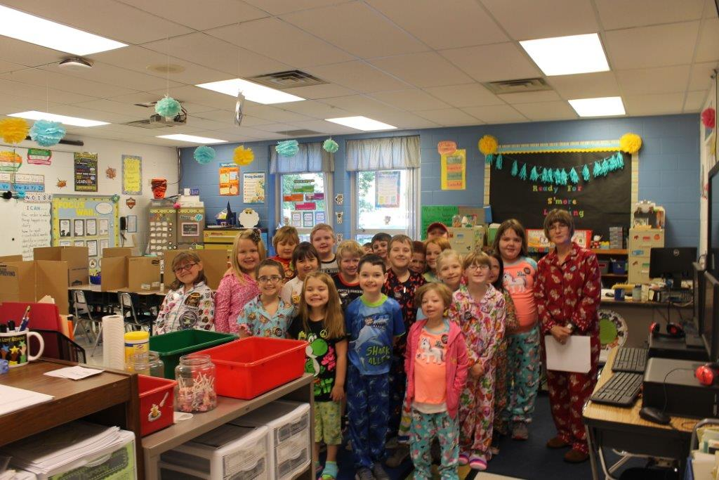 Pajama Day in Support of Childhood Cancer