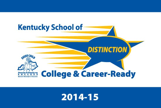 Robinson - School of Distinction!