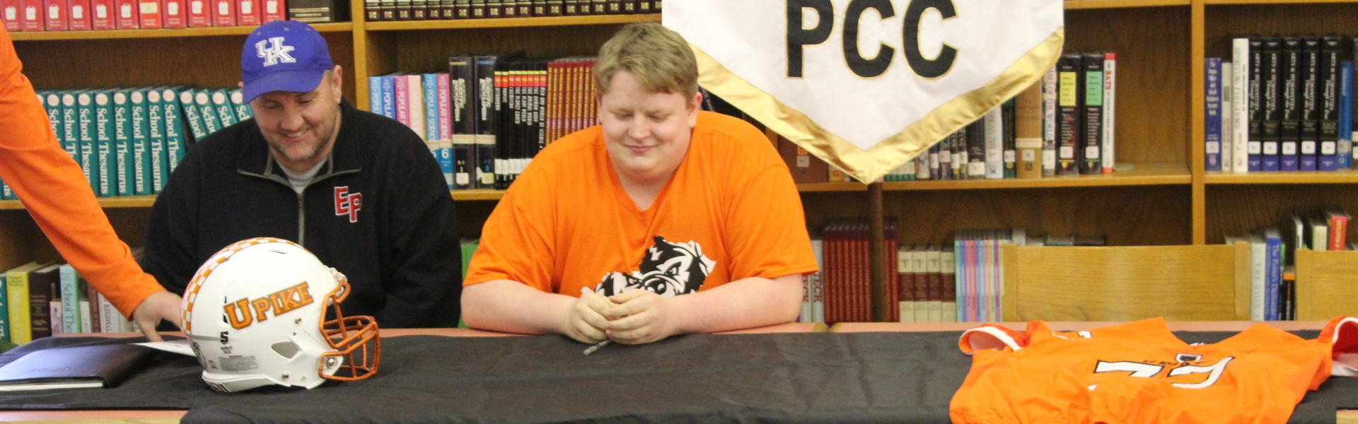 Woolum Signs with UPIKE