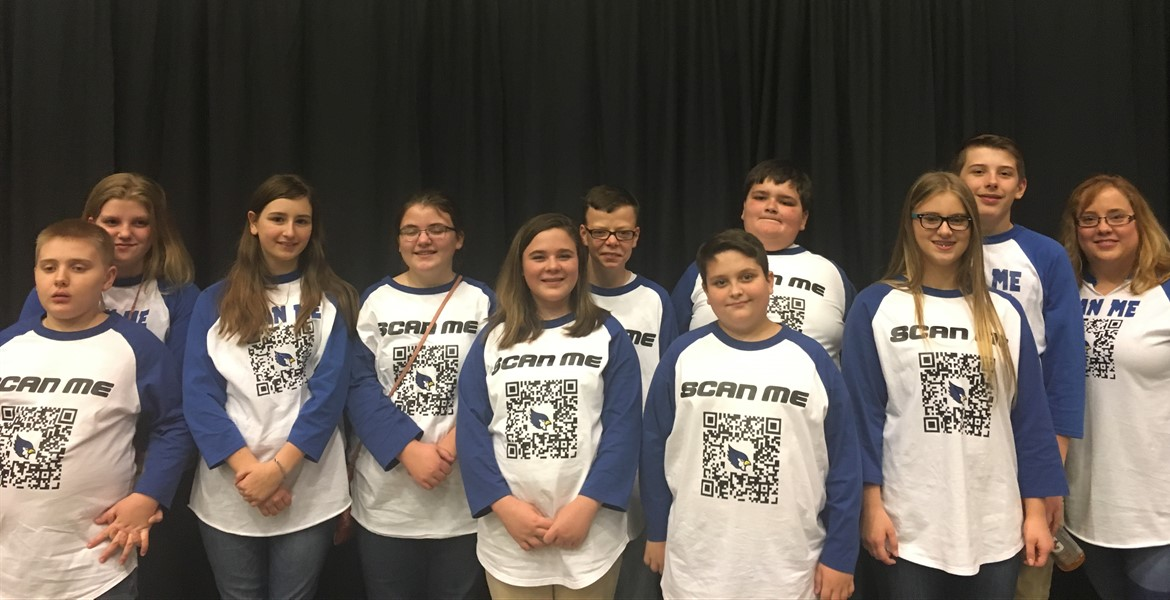 Part of our STLP team was able to attend Regionals and compete against schools all over our region.  We are so proud of these kids for representing our team and Robinson at this event.