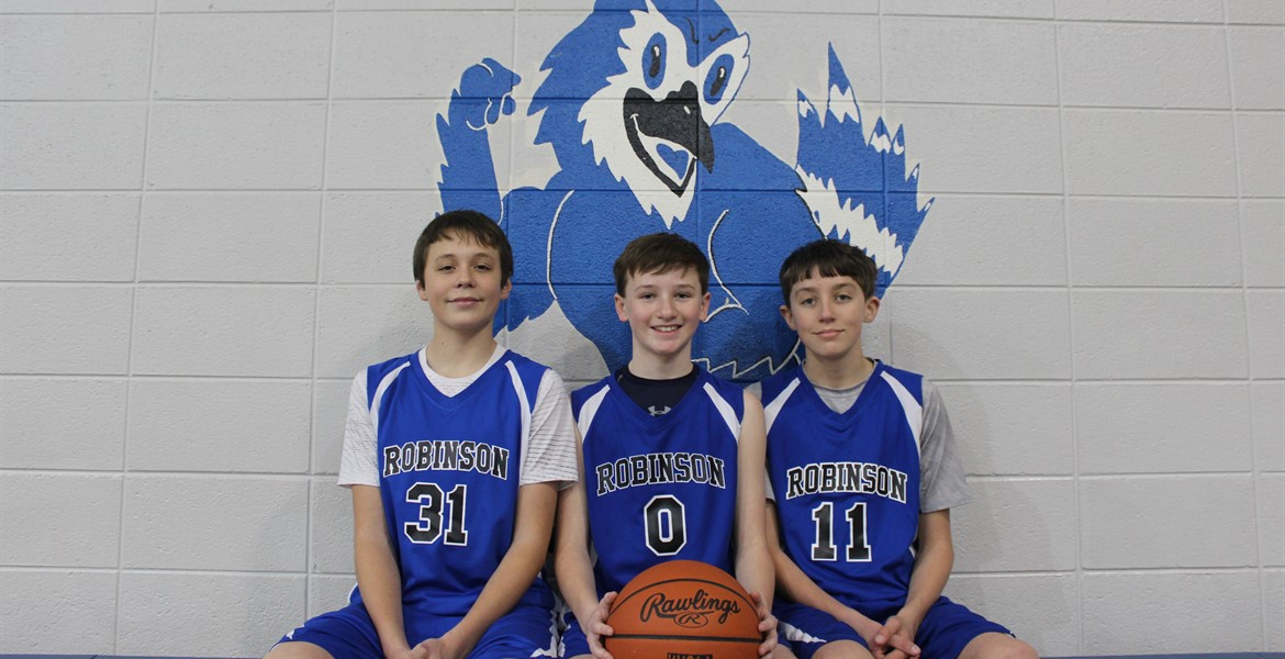 8th Grade Boys Basketball Players